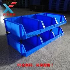 福建地区厂家直销塑料零件盒