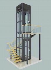北京家用別墅電梯私人住宅電梯安裝