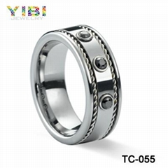 2017 China Comfort Fit Tungsten 316L