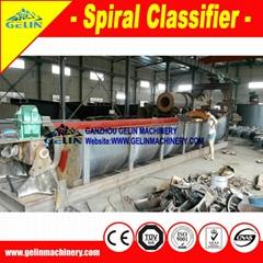 chrome processing equipment-spiral classifier