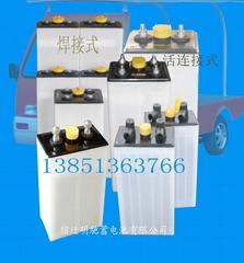 电瓶平板车蓄电池