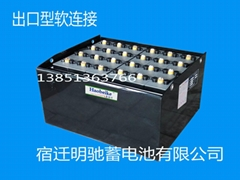 丰田叉车蓄电池48V