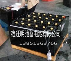 斗山大宇叉车蓄电池