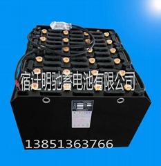 三菱叉车蓄电池