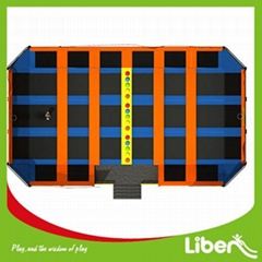 China professional indoor trampoline park builder