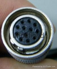 工业相机视频线电源线二合一电源适配器