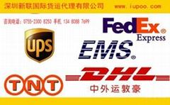 深圳新联国际货运代理有限公司