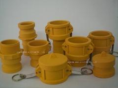 NYLON camlock hose coupl