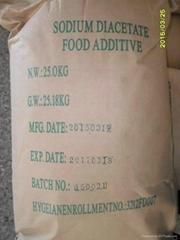 meat preservatives sodium diacetate