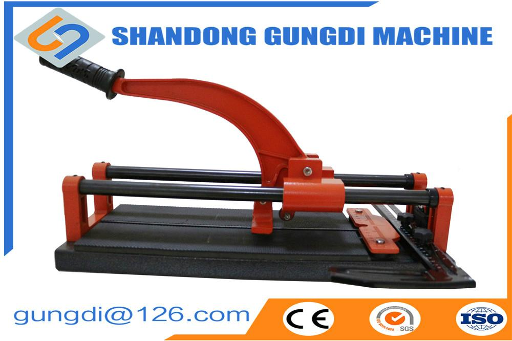 GD-M 400mm high quality and good price hand manual tile cutter machine 1