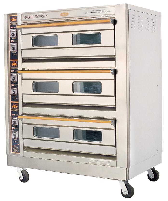 Electric Oven PL-6/PL-6A 1