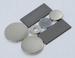 上海 N52 大地熊 釹鐵硼永磁體 電機磁鋼 NdFeB