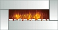 Wall mounted Decor Flame Electric