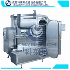 螺旋式液氮速冻机