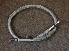 高真空不鏽鋼金屬軟管
