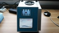 Automatic melting point meter