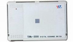 威谱电话交换机TDMX2000H