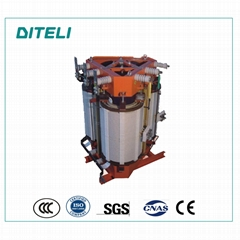 Pole mounted three-dimensional 11kv wound core dry type transformer