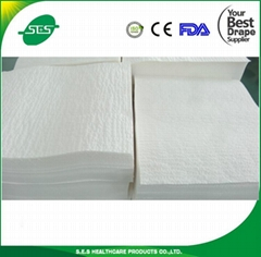 Scrim Reinforced Paper Hand Towel