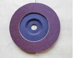 T27 Aluminum Oxide flap disc abrasive tools