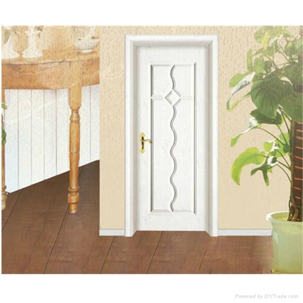 Panel Moulded Interior Door factory 5