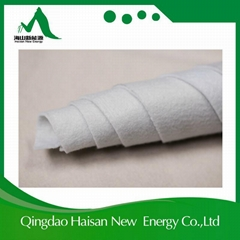 2017 puncture resistant fabric geotextile nowoven polyester geocloth