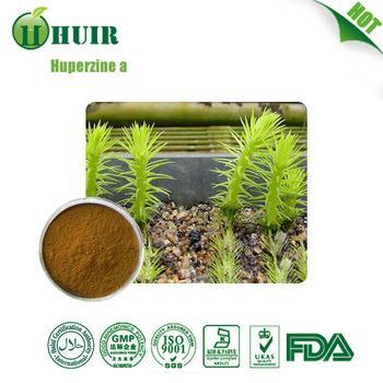 Manufacturer Provide High Purity 1% Huperzine A 2