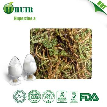 Manufacturer Provide High Purity 1% Huperzine A 3