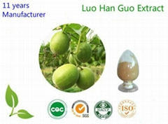 Nature sweetner Luo Han Guo Extract 20%V
