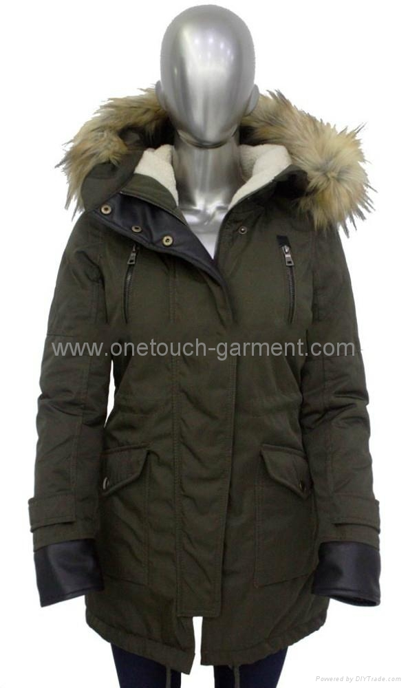 8257women winter jacket fashion outwear 1