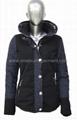 8258women winter jacket fashion outwear