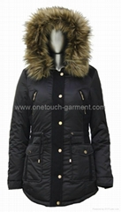 8259 women winter jacket fashion outwear