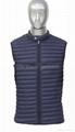 8236 Men winter  vest padding vest