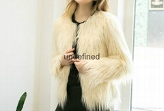 8811women fur jacket,fashion fur jacket,latest winter jacket