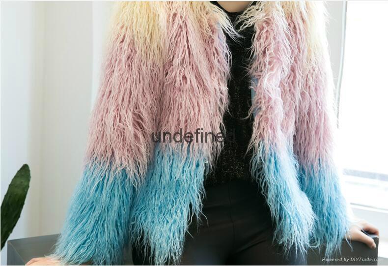 women winter fur jacket 1