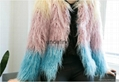 women winter fur jacket