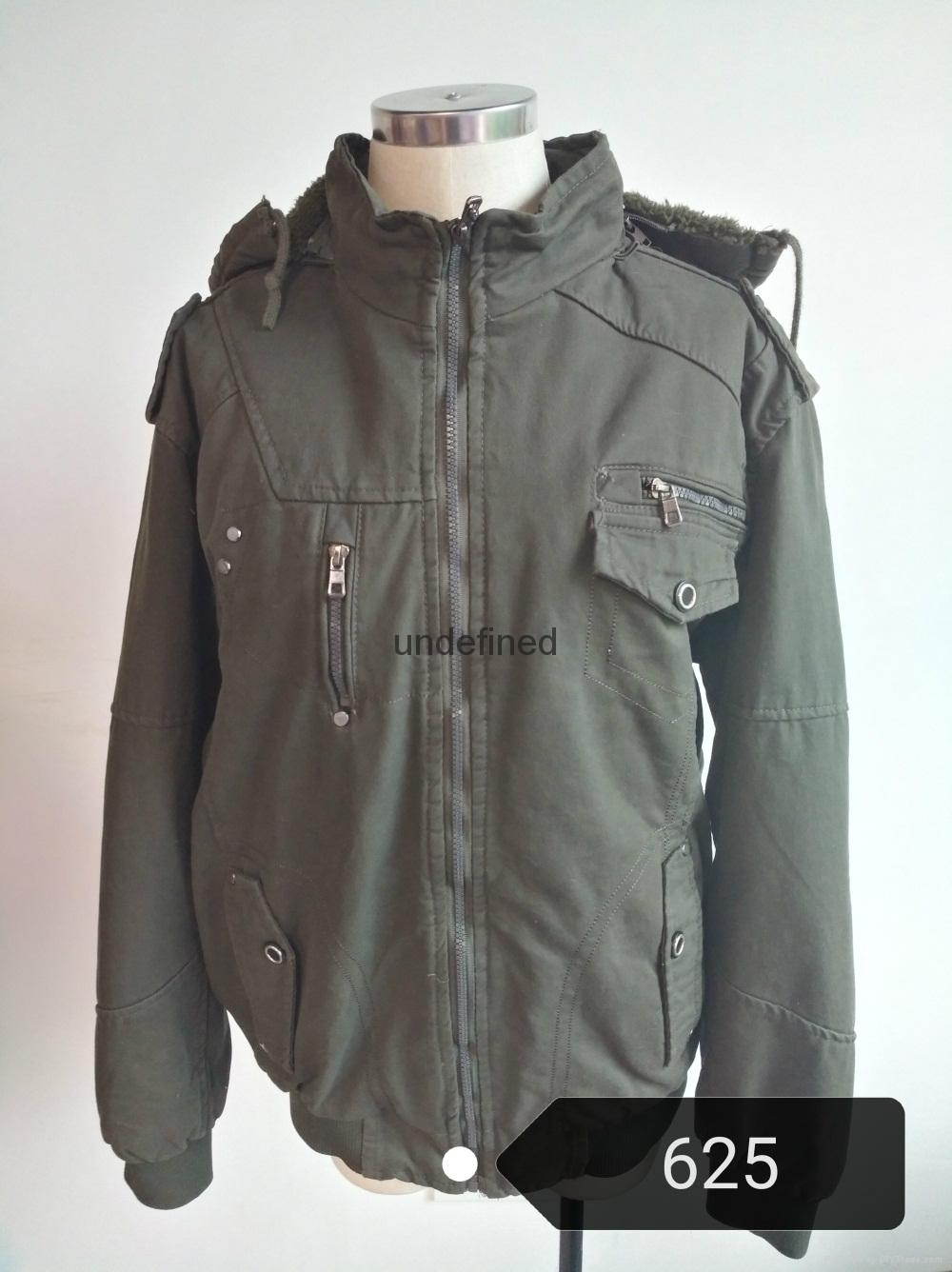 men winter cotton jacket 1
