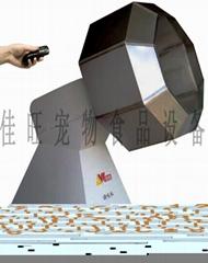 佳旺JWZ150-4T-D 半自动狗粮机生产线