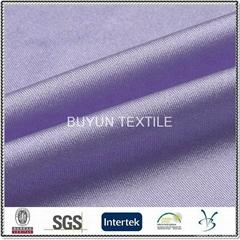 nylon spandex elastic  jersey fabirc for swimwear  athletic wear dancewear