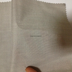 anti radiation silver fiber conductive fabric for clothing
