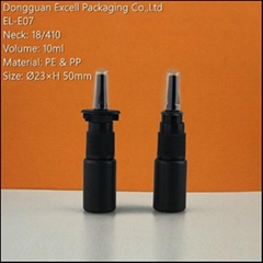10ml PE Plastic Bottle for Cosmetic Packaging