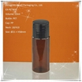 10ml Cosmetic Amber PET Small Bottle