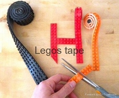 2017 LEGO tape silicone DIY tape factory