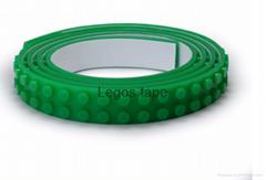 China LEGO tape silicone