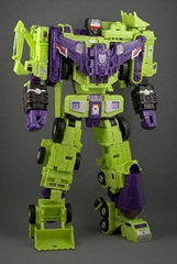 Transformers Combiner Wars Devastator Action Figure