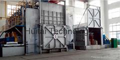 homogenizing furnace