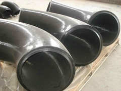 Steel pipe fitting Elbow