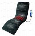 10 Motors Massage Mat with Heating