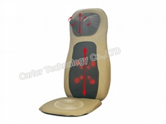 YJ-5606 Shiatsu Seat with Adjustable Neck Massager