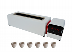 New design ashing furnace 850 degree electrical oven for sample ashing
